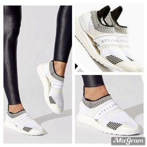 Adidas Stella McCartney Ultraboosts 3D White Black